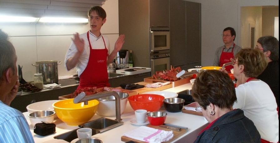 Atelier cuisine challenge incentive s minaire bretagne for Atelier de cuisine gastronomique